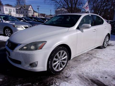 2010 Lexus IS 250 for sale at Top Line Import in Haverhill MA