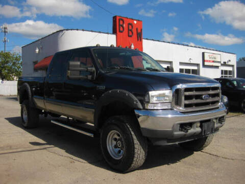 2001 Ford F-350 Super Duty for sale at Best Buy Wheels in Virginia Beach VA