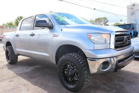2010 Toyota Tundra for sale at MG Motors in Tucson AZ