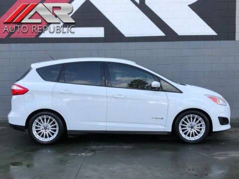 2016 Ford C-MAX Hybrid for sale at Auto Republic Fullerton in Fullerton CA