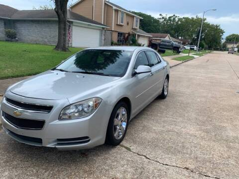 2012 Chevrolet Malibu for sale at Demetry Automotive in Houston TX