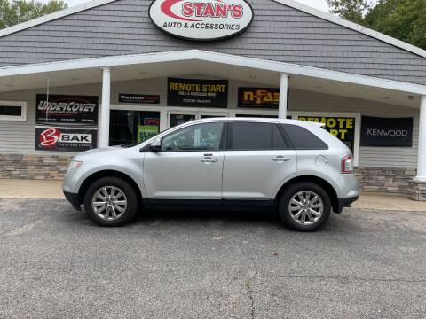 2010 Ford Edge for sale at Stans Auto Sales in Wayland MI