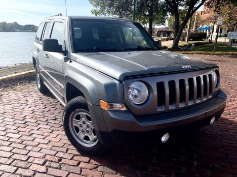 2014 Jeep Patriot for sale at PUTNAM AUTO SALES INC in Marietta OH