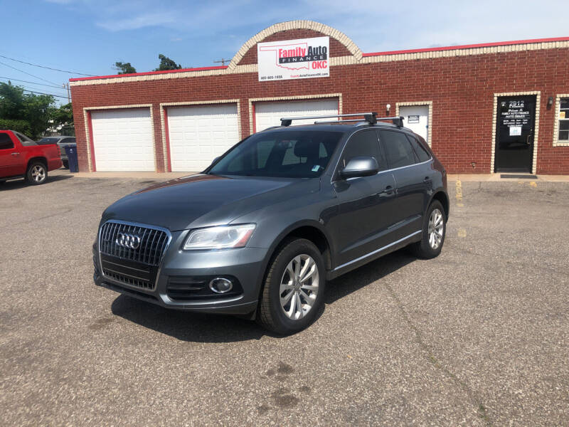 2014 Audi Q5 for sale at Family Auto Finance OKC LLC in Oklahoma City OK