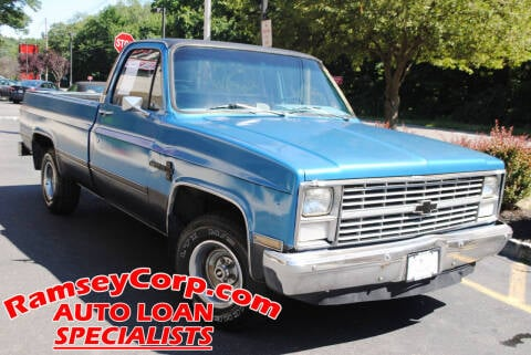 1983 Chevrolet C/K 10 Series for sale at Ramsey Corp. in West Milford NJ