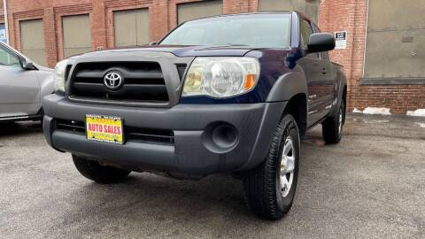 2008 Toyota Tacoma for sale at Rocky's Auto Sales in Worcester MA