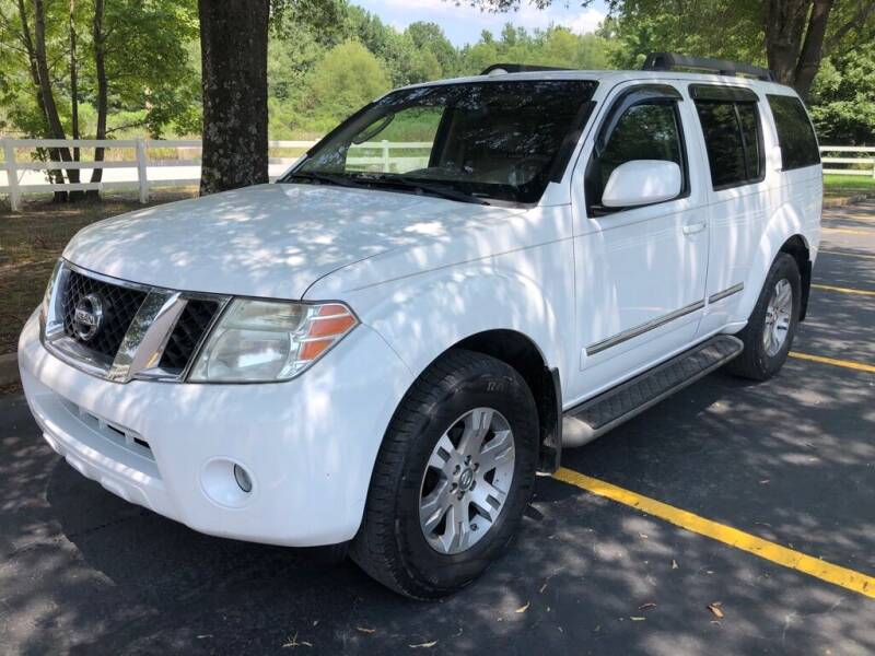 2012 Nissan Pathfinder for sale at Arkansas Car Pros in Cabot AR