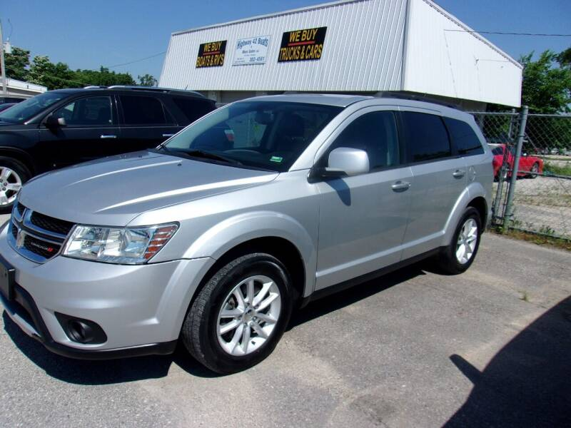 2014 Dodge Journey for sale at HIGHWAY 42 CARS BOATS & MORE in Kaiser MO