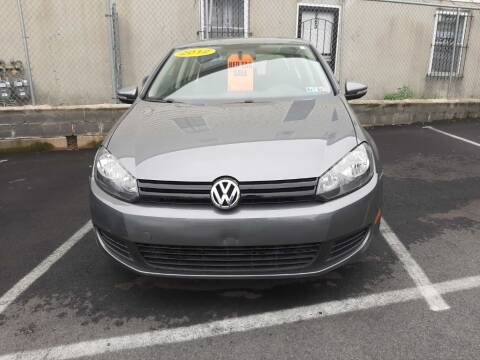 2012 Volkswagen Golf for sale at United Auto Sales of Newark in Newark NJ