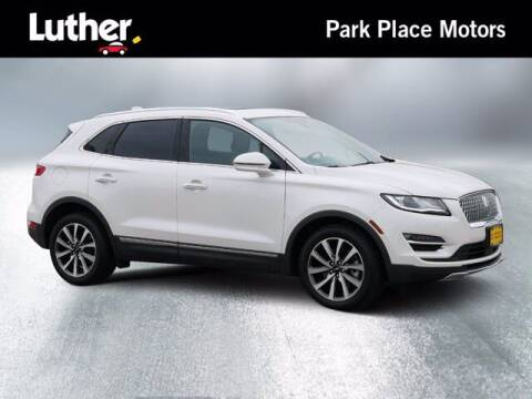 2019 Lincoln MKC for sale at Park Place Motor Cars in Rochester MN