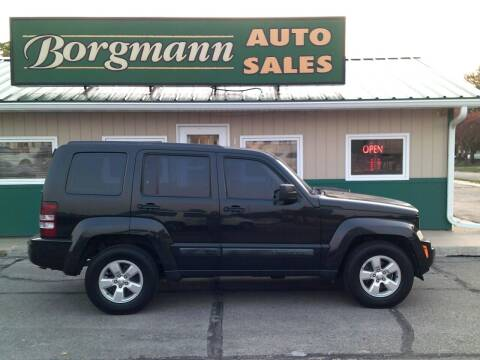 2010 Jeep Liberty for sale at Borgmann Auto Sales in Norfolk NE