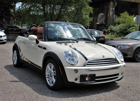 2008 MINI Cooper for sale at Cutuly Auto Sales in Pittsburgh PA