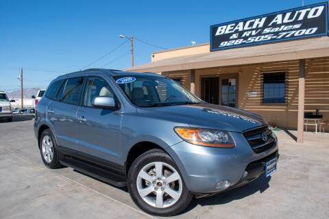 2009 Hyundai Santa Fe for sale at Beach Auto and RV Sales in Lake Havasu City AZ