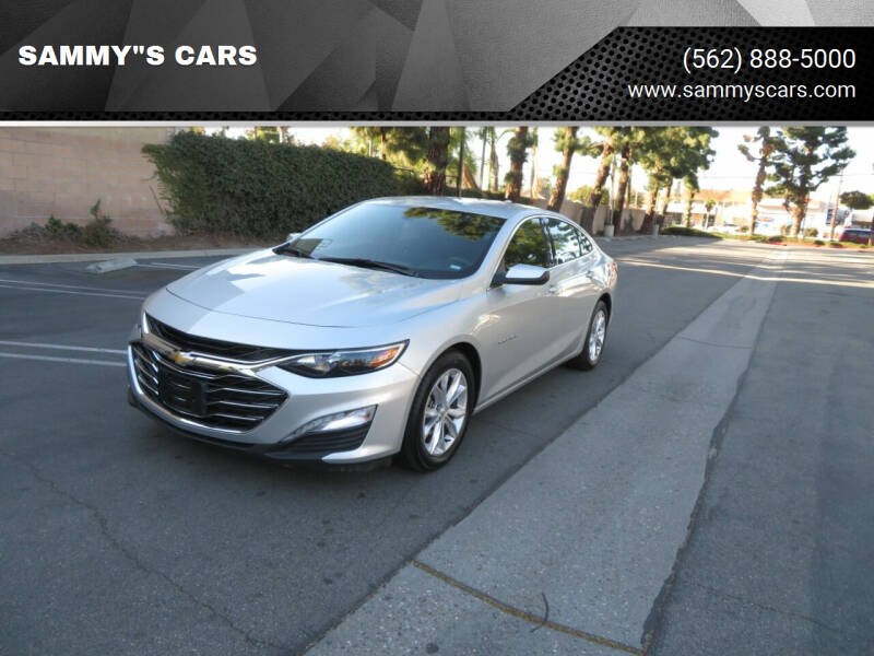 "2020 Chevrolet Malibu for sale at SAMMY""S CARS in Bellflower CA"