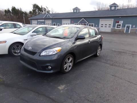 2011 Toyota Matrix for sale at Pool Auto Sales Inc in Spencerport NY