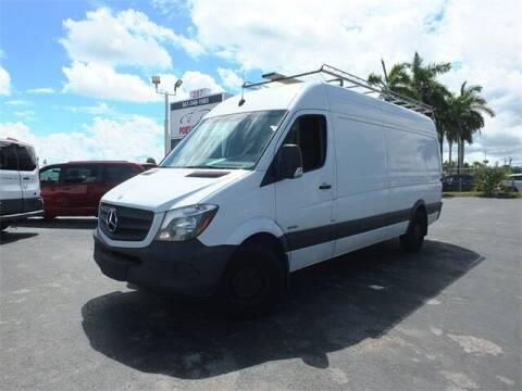 2015 Mercedes-Benz Sprinter Cargo for sale at Automotive Credit Union Services in West Palm Beach FL