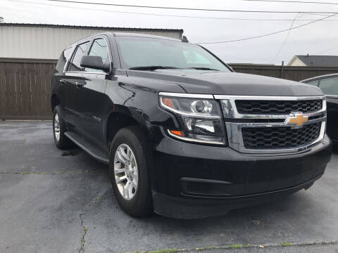 2019 Chevrolet Tahoe for sale at Auto Group South - Idom Auto Sales in Monroe LA