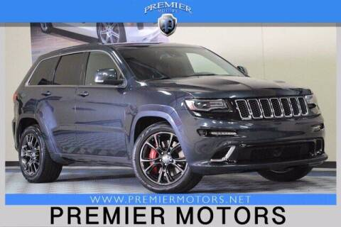 2014 Jeep Grand Cherokee for sale at Premier Motors in Hayward CA
