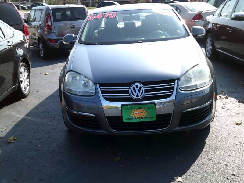 2007 Volkswagen Jetta for sale at JIMS AUTO MART INC in Milwaukee WI