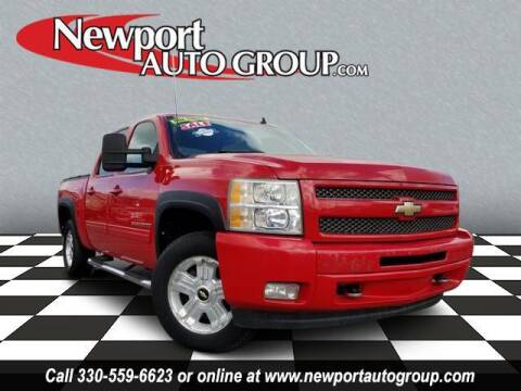 2011 Chevrolet Silverado 1500 for sale at Newport Auto Group in Austintown OH