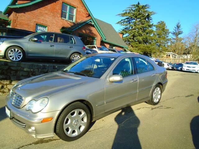2006 Mercedes-Benz C-Class for sale at Carsmart in Seattle WA
