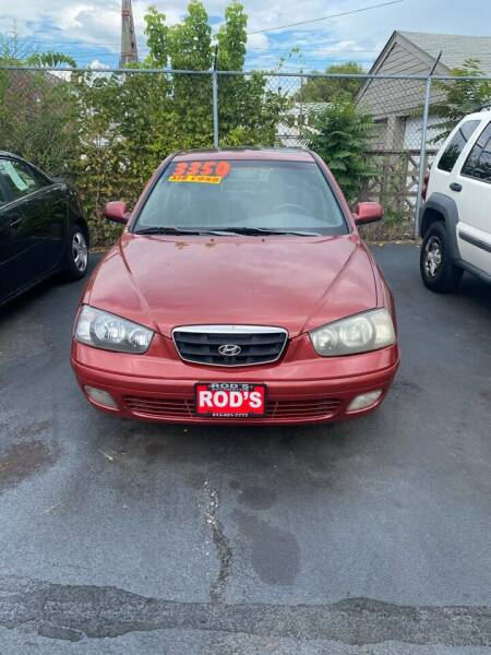 2003 Hyundai Elantra for sale at Rod's Automotive in Cincinnati OH