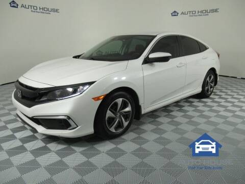2020 Honda Civic for sale at AUTO HOUSE TEMPE in Tempe AZ