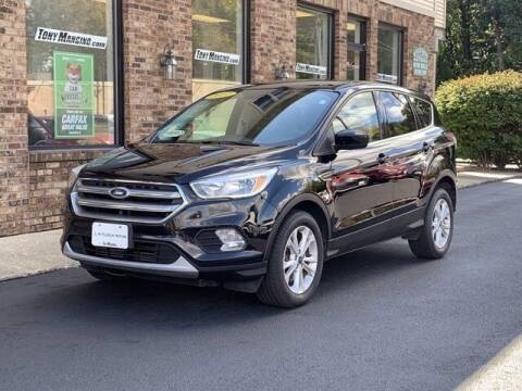 2017 Ford Escape for sale at The King of Credit in Clifton Park NY