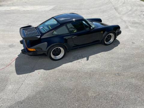 1984 Porsche 911 for sale at ZWECK in Miami FL