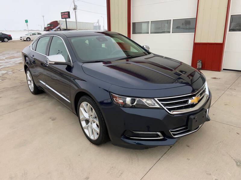 2016 Chevrolet Impala for sale at SCOTT LEMAN AUTOS in Goodfield IL