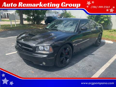 2008 Dodge Charger for sale at Auto Remarketing Group in Pompano Beach FL