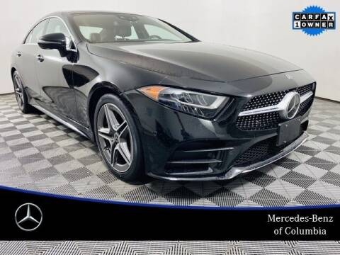 2019 Mercedes-Benz CLS for sale at Preowned of Columbia in Columbia MO