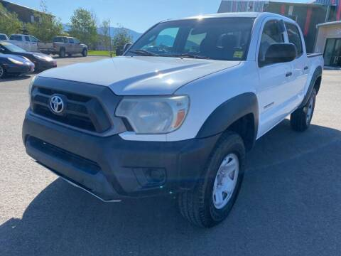 2014 Toyota Tacoma for sale at Snyder Motors Inc in Bozeman MT