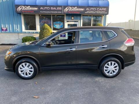 2014 Nissan Rogue for sale at Platinum Auto in Abington MA