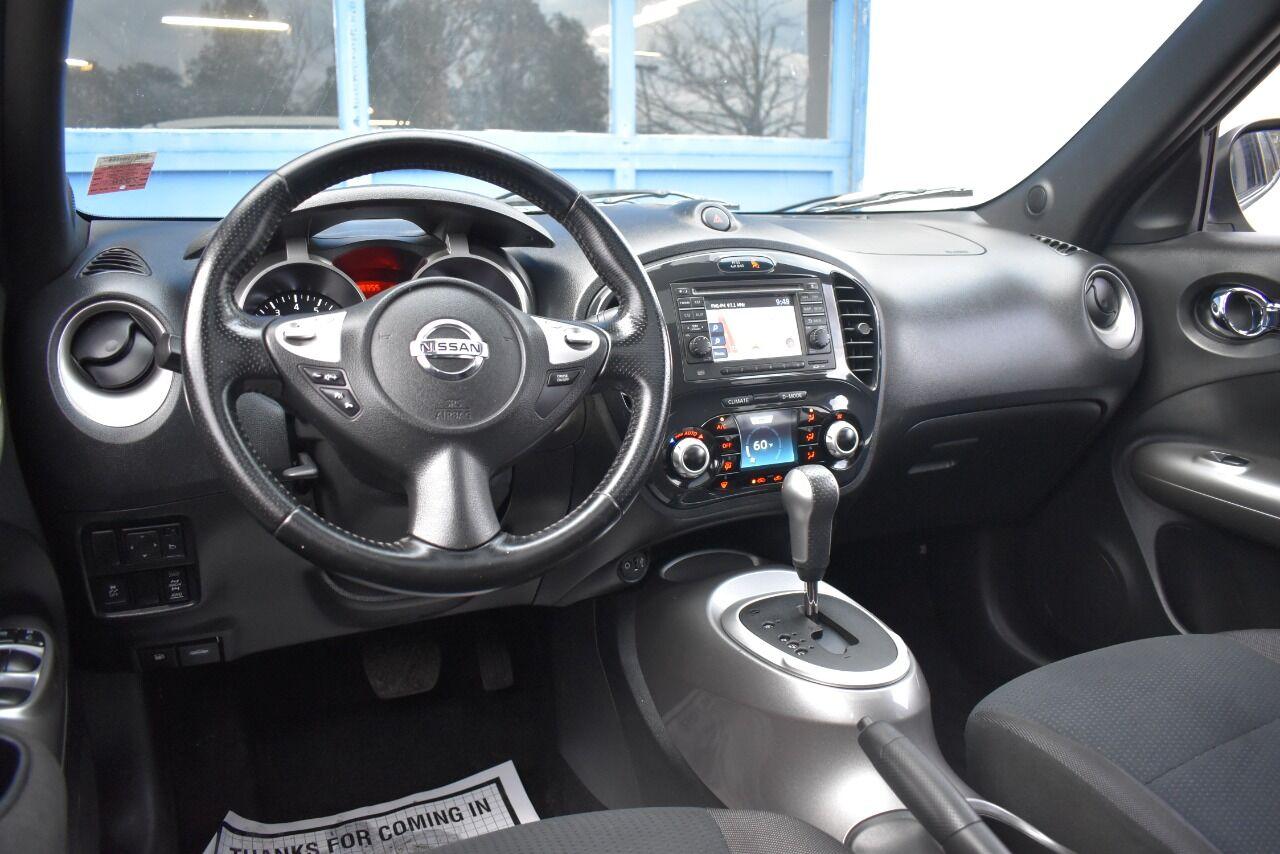 2012 Nissan JUKE SV AWD 4dr Crossover full