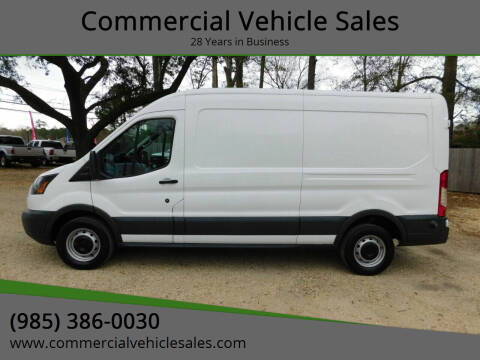 2015 Ford Transit Cargo for sale at Commercial Vehicle Sales in Ponchatoula LA