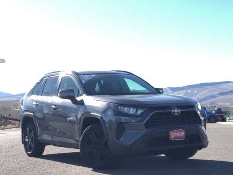 2019 Toyota RAV4 for sale at Rocky Mountain Commercial Trucks in Casper WY