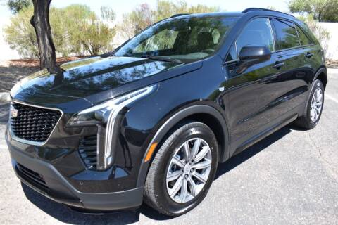 2020 Cadillac XT4 for sale at AMERICAN LEASING & SALES in Tempe AZ