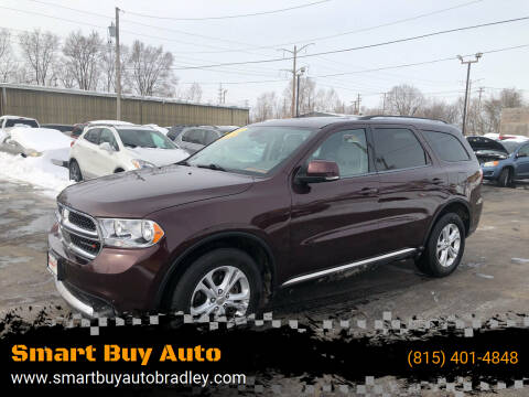2012 Dodge Durango for sale at Smart Buy Auto in Bradley IL
