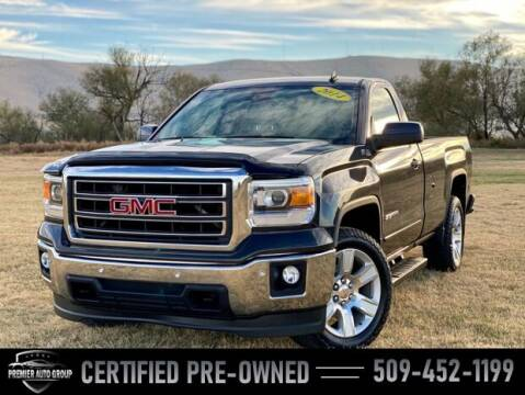 2014 GMC Sierra 1500 for sale at Premier Auto Group in Union Gap WA