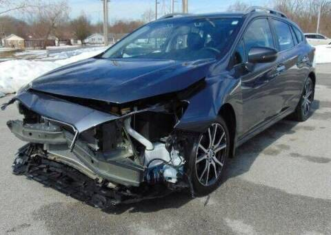 2017 Subaru Impreza for sale at Kenny's Auto Wrecking in Lima OH