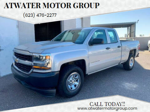 2017 Chevrolet Silverado 1500 for sale at Atwater Motor Group in Phoenix AZ
