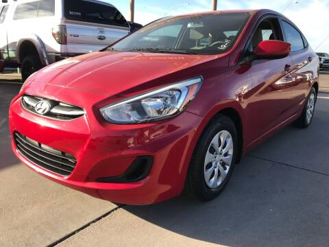 2016 Hyundai Accent for sale at Town and Country Motors in Mesa AZ