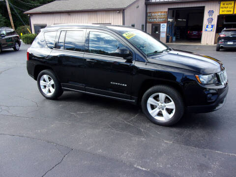 2016 Jeep Compass for sale at Dave Thornton North East Motors in North East PA