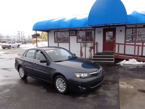 2010 Subaru Impreza for sale at Jim's Cars by Priced-Rite Auto Sales in Missoula MT