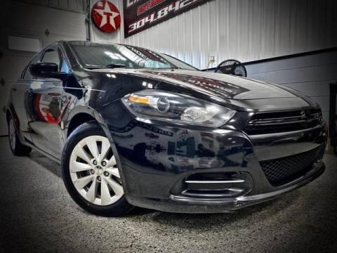 2014 Dodge Dart for sale at Carder Motors Inc in Bridgeport WV