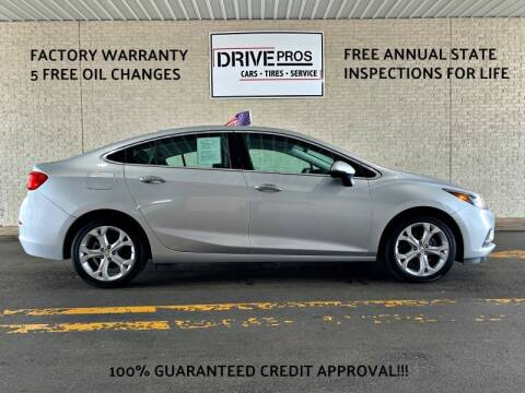 2017 Chevrolet Cruze for sale at Drive Pros in Charles Town WV