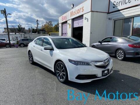 2016 Acura TLX for sale at Bay Motors Inc in Baltimore MD