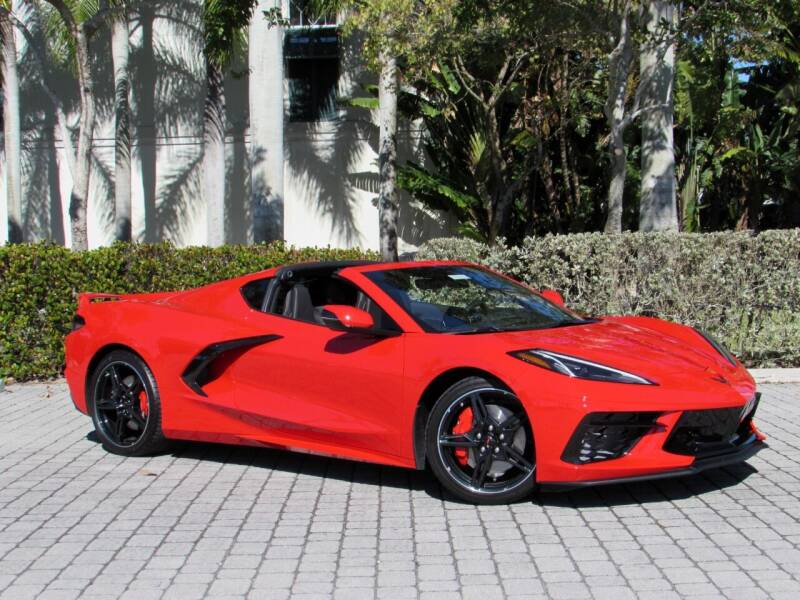 2020 Chevrolet Corvette for sale at Auto Quest USA INC in Fort Myers Beach FL