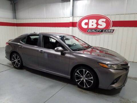 2020 Toyota Camry for sale at CBS Quality Cars in Durham NC